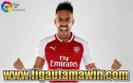 Aubameyang Pindah ke Arsenal karena Uang