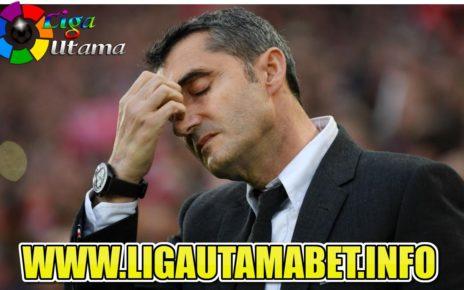 Inilah Alasan Barcelona Tetap Pertahankan Valverde