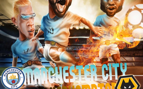 Jamu Wolves Manchester City Tanpa Kevin De Bruyne