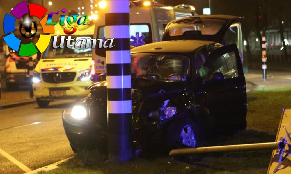 Sergio Aguero Alami Kecelakaan!! Bagaimana Kondisinya?