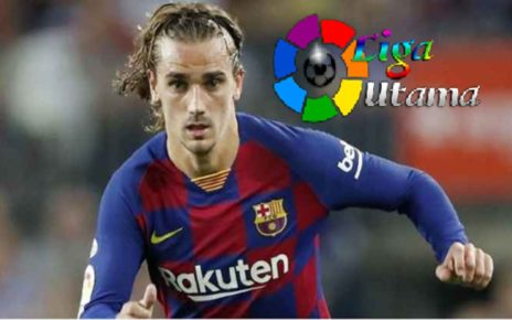 Barcelona Bayar 'Uang Damai' ke Atletico Madrid Kisruh Transfer Antoine Griezmann,