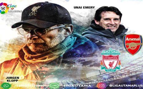 Prediksi Liverpool Vs Arsenal: Tren Apik Si Merah Berlanjut