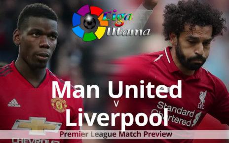Michael Owen Tentang Manchester United vs Liverpool