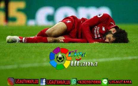 Mohamed Salah dan Virgil Van Dijk Mengalami Cedera