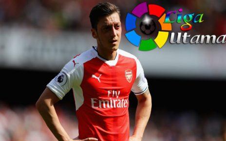 Oezil Tetap di Arsenal Sampai