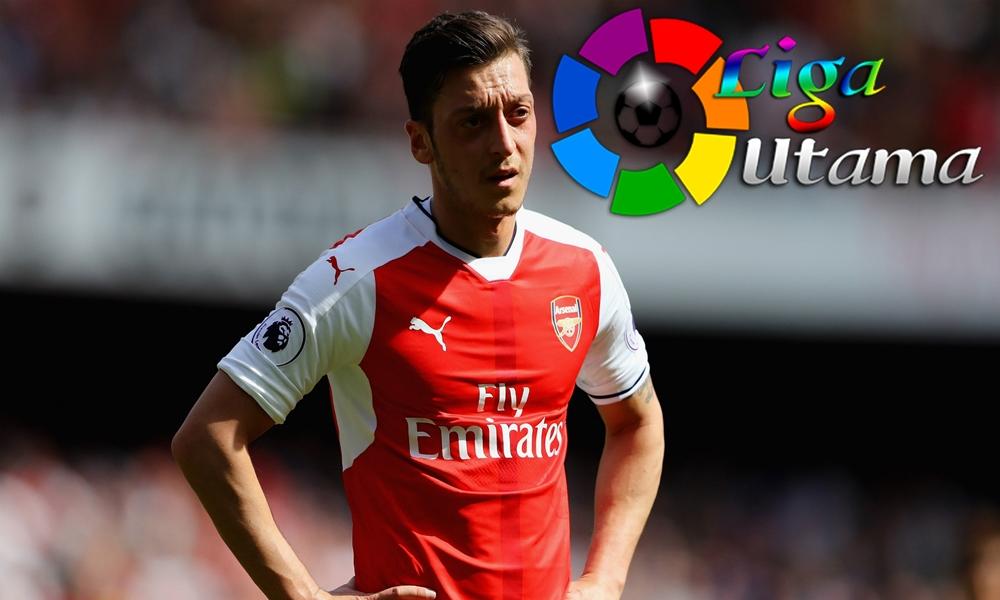 Bantah Pura-Pura Sakit di Arsenal Mesut Ozil Marah