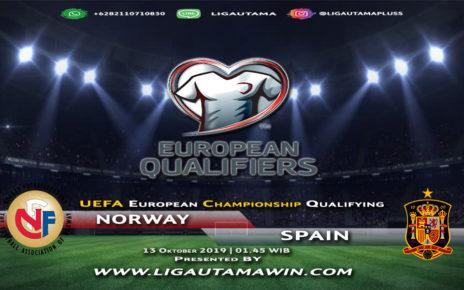 prediksi norway vs spanyol