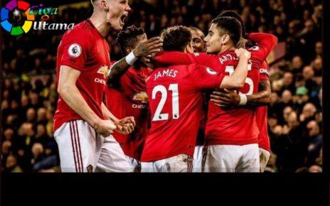Manchester United Mampu Mencetak Lebih dari Satu Gol