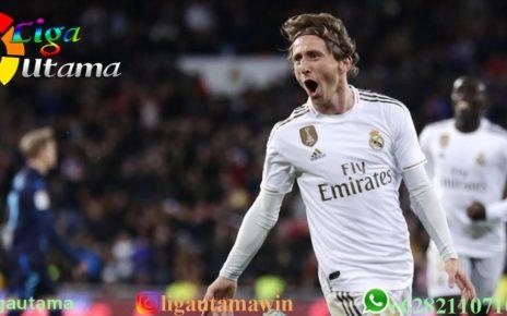 Ambisi Luka Modric: Tutup Karir di Real Madrid