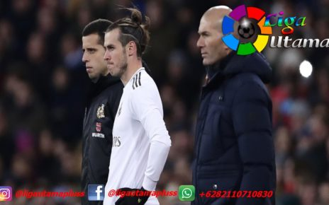 Zinedine Zidane Ingin Gareth Bale Tetap Didukung