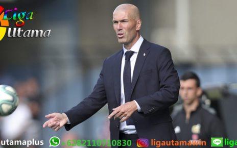 Disemprot PSG Soal Kylian Mbappe, Begini Pembelaan Zinedine Zidane