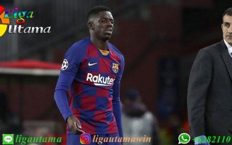 Cedera dan Cedera, Buat Apa Barcelona Beli Ousmane Dembele?