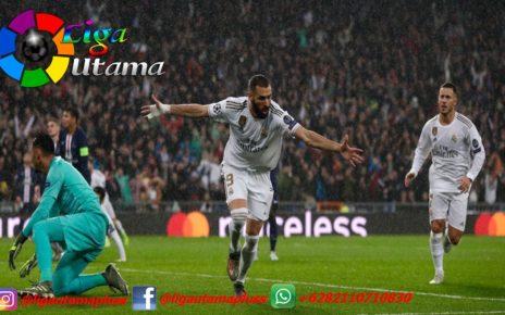Real Madrid Temukan Performa Terbaiknya