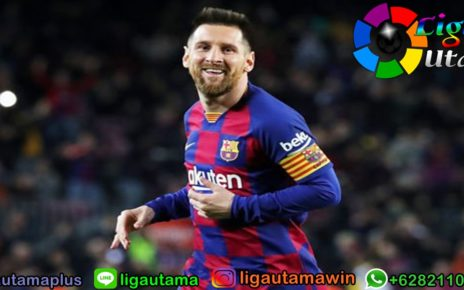 Lagi! Lionel Messi Dipuji Sebagai yang Terbaik di Dunia