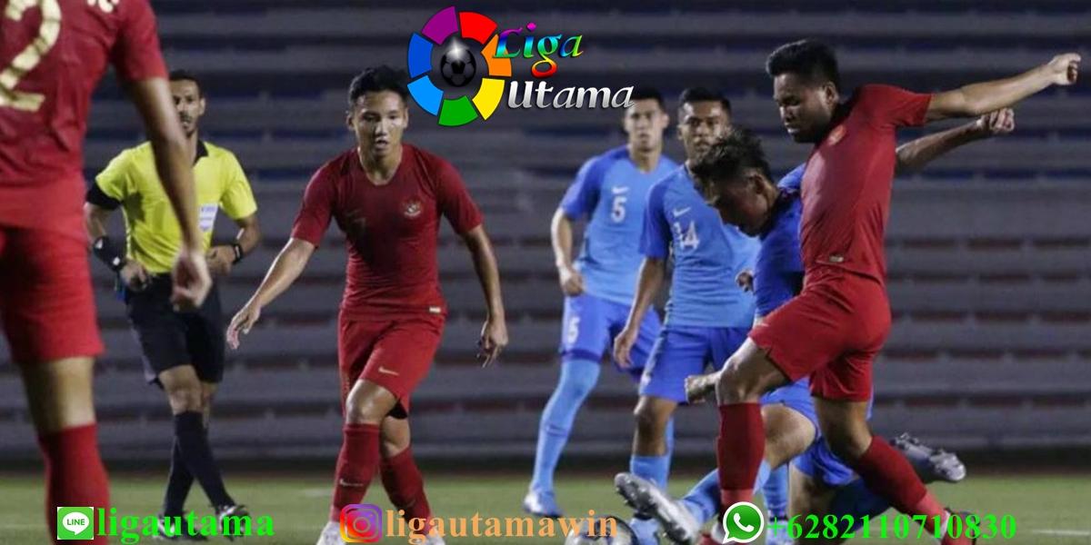Highlights SEA Games 2019: Timnas Indonesia U-22 2-0 Singapura