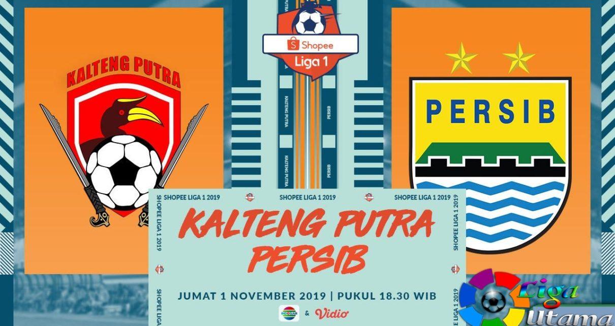 Prediksi Kalteng Putra Vs Persib Bandung: Melanjutkan Tren Positif