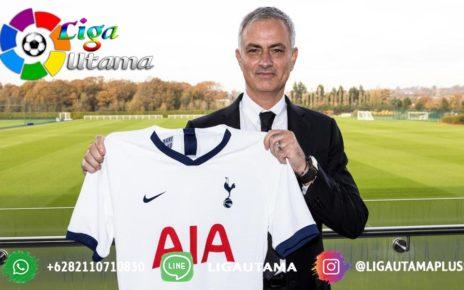 Janji Manis Jose Mourinho buat Tottenham
