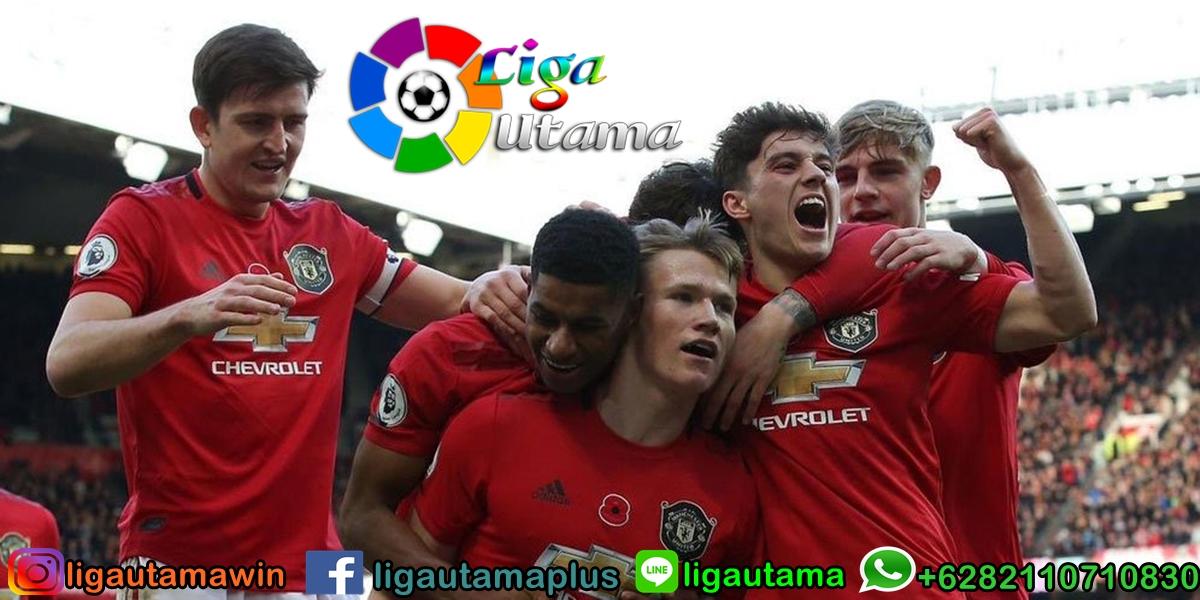 Andai Semua Pemain Fit, Inikah Starting XI Terkuat Manchester United?