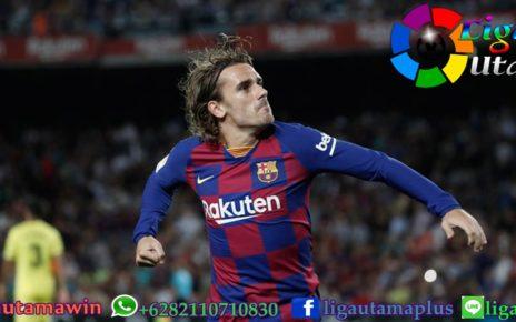 Griezmann Sadar Bermain di Barcelona Itu Sulit, Tapi Yakin Bakal Sukses