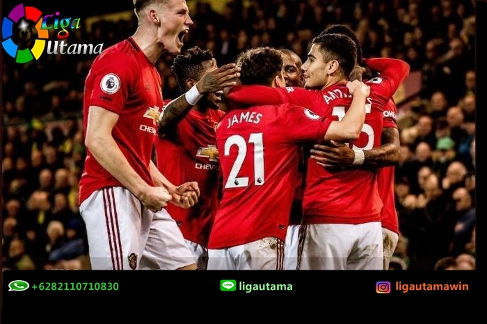 Jadwal Liga Inggris Pekan ke-11 - Man United Sedang Panas-panasnya