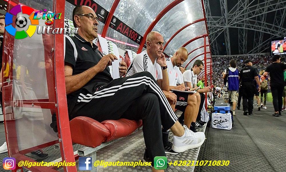 Sarri Sudah Bidik Final Liga Champions dengan Juventus