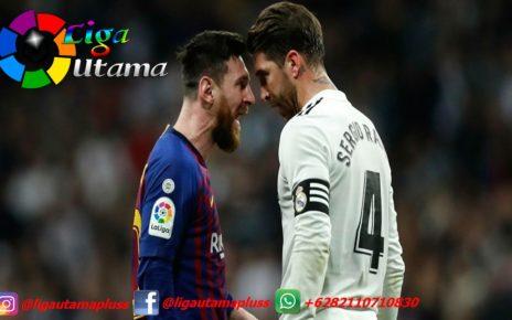 Hasil Pertandingan Real Madrid VS Barcelona