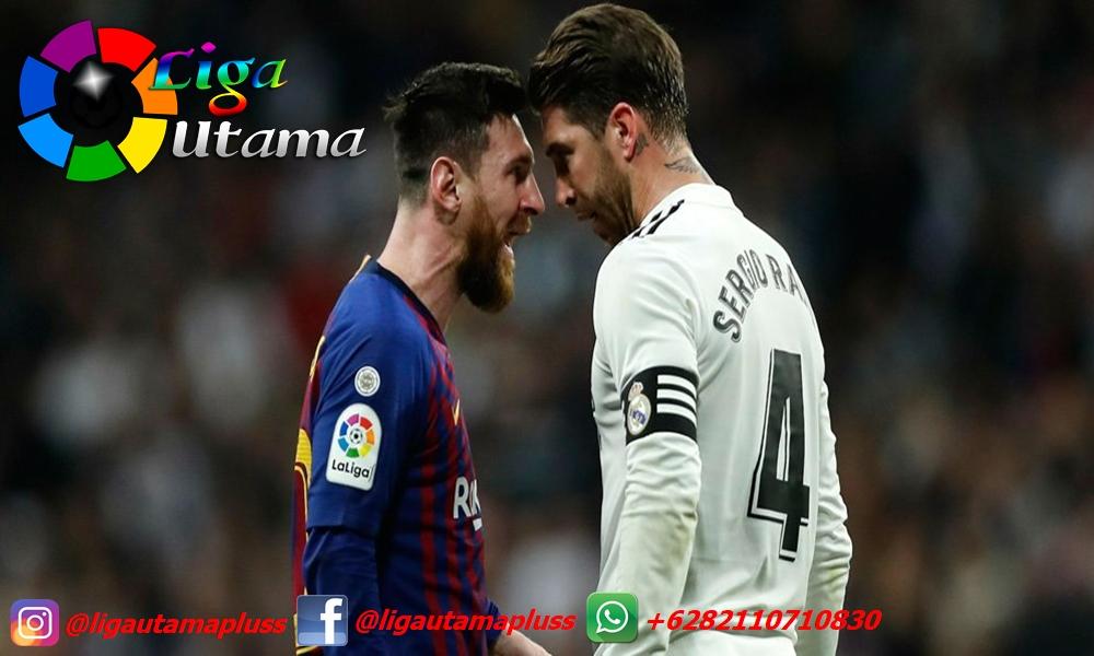 Seperti Barcelona Tanpa Messi Real Madrid juga Tanpa Sergio Ramos