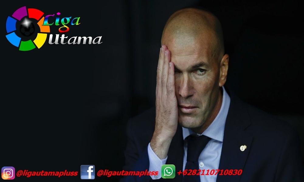 Real Madrid vs Club Brugge Zinedine Zidane
