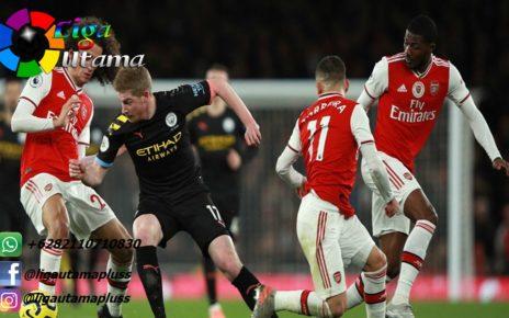 Arsenal jadi Bahan Olok-olok Netizen