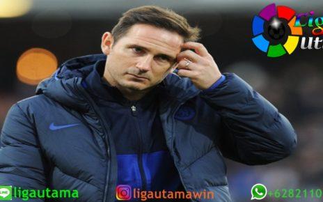 Kecewanya Frank Lampard Usai Chelsea Kalah dari Bournemouth