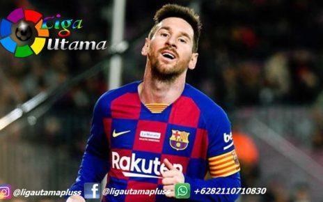 Mengapa Valverde tak Bawa Lionel Messi