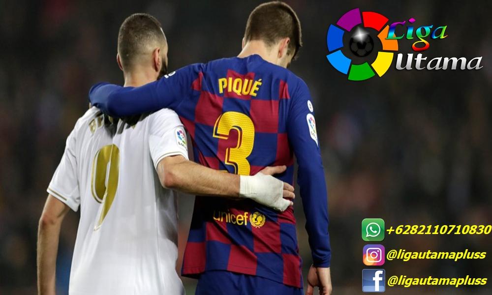 Penegasan Duopoli Barcelona dan Real Madrid