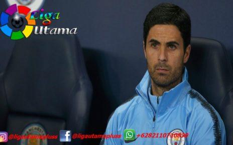 Pemain Senior Arsenal Tolak Mikel Arteta