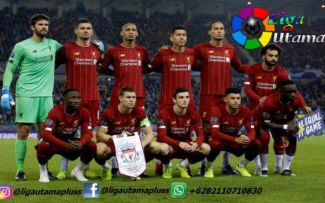 Liverpool Siagakan Jet Pribadi