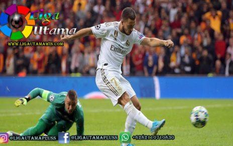Real Madrid Tanpa Eden Hazard
