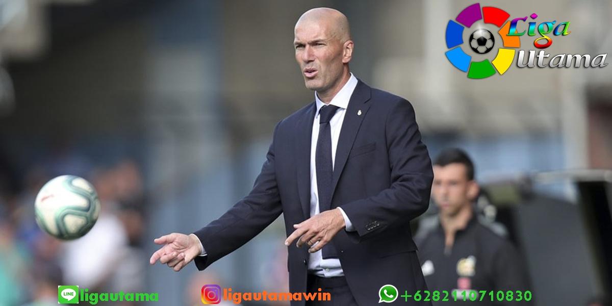 Bukti Bahwa Zinedine Zidane Berhasil Memutar Balik Real Madrid