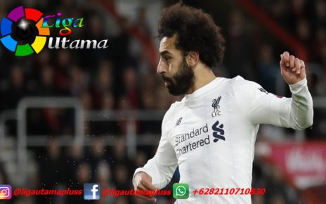 Statistik Laga Bournemouth vs Liverpool