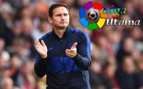 Lampard Bicara Soal Kriteria Pemain Incaran Chelsea