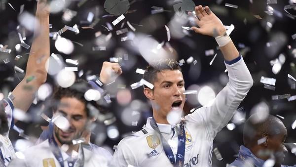 Fakta Menarik Ronaldo Jarang di Ketahui