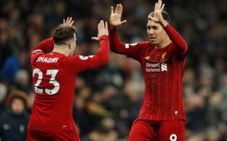 Roberto Firmino Jadi Pahlawan Bagi Liverpool