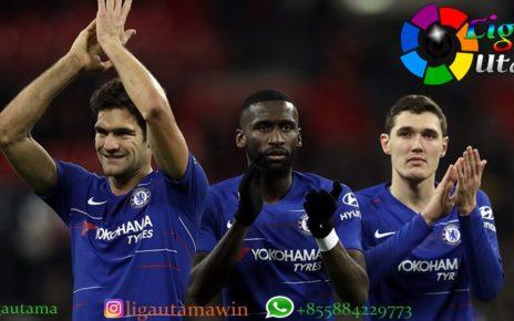 Hasil Pertandingan Chelsea vs Everton : Skor 4-0