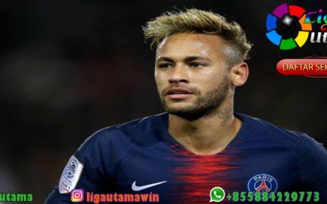 Unai Emery Ajak Neymar Pulang ke Spanyol, Apa Katanya?