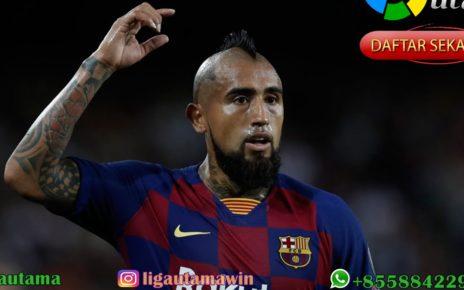 Ngebet Boyong Arturo Vidal dari Barcelona, Inter Milan Siap Bersabar