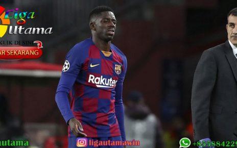 Meski Doyan Cedera, Ousmane Dembele Masih Dipercaya Barcelona