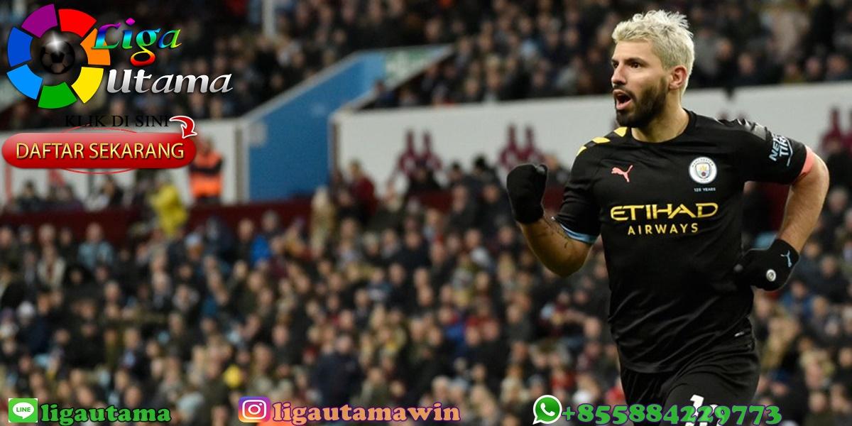 Man of the Match Aston Villa vs Manchester City: Sergio Aguero