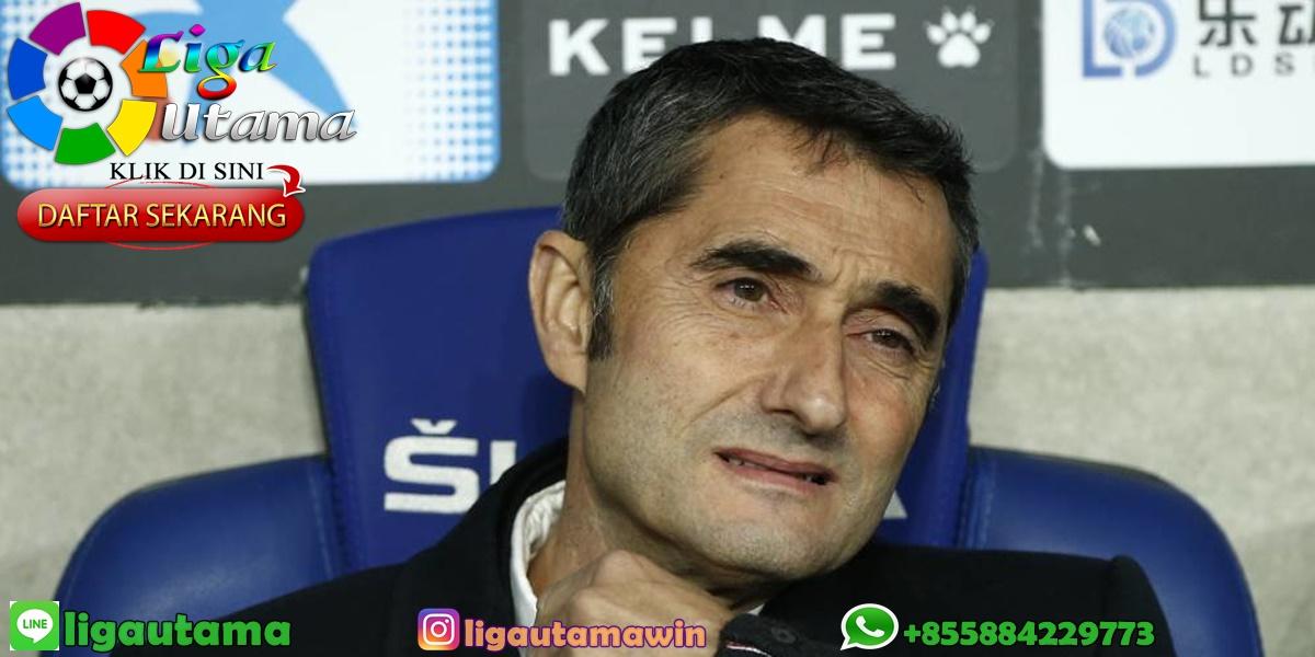Barcelona Sudah Beritahu Ernesto Valverde Bahwa Dirinya Akan Dipecat