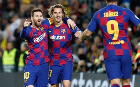 Griezmann yang Ingin Lebih Mengerti Lionel Messi