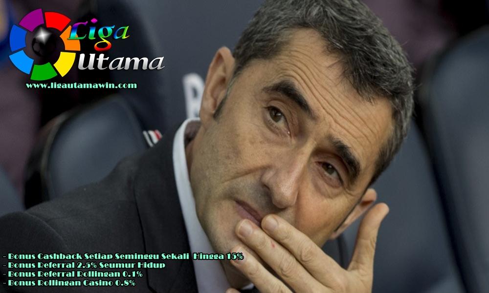 Ernesto Valverde Dihina dan Dipermalukan Barcelona