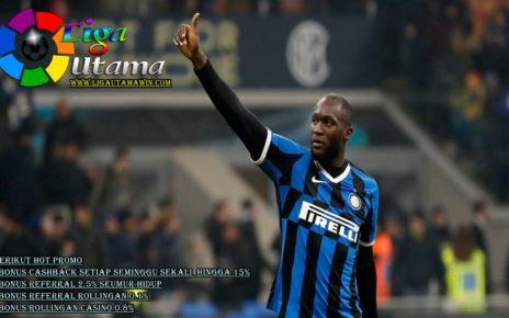 Lukaku Senang Bisa Bantu Inter Raih Kemenangan