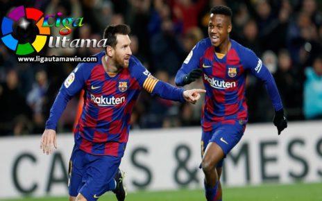 Maukah Manchester City siapkan Rp 17 milyar untuk Lionel Messi